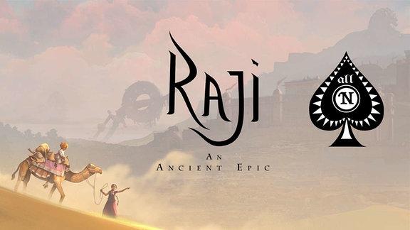 Raji: An Ancient Epic ist ein Videospiel, das von der indischen Mythologie inspiriert wurde.