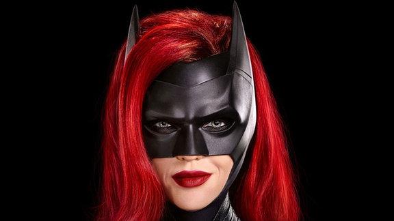 Filmplakat der Serie Batwoman.