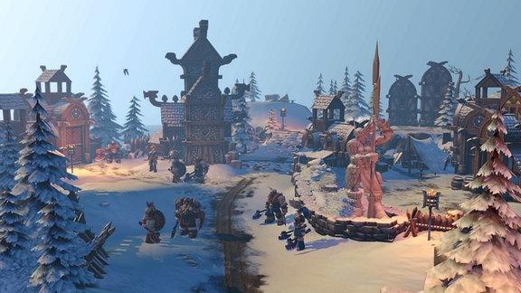 "Screenshot aus dem Game ""Champions of Anteria"""