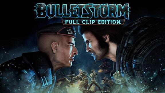 Titelcover des Games Bulletstorm