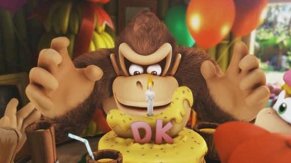 Titelbild des Spiels Donkey Kong Country: Tropical Freeze