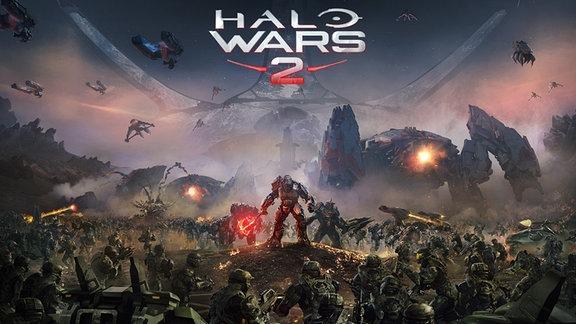 Titelbild des Games Halo Wars 2