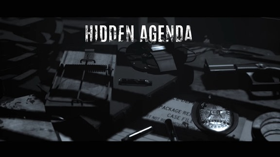 Screenshot des Games Hidden Agenda.
