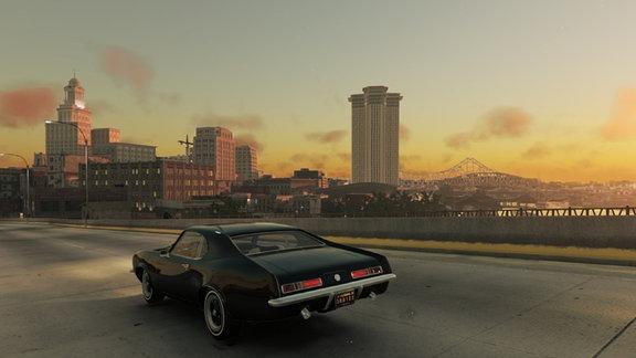 """Szene aus dem neuen Open World-Game """"Mafia 3"""""""