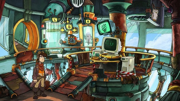Screenshot: Deponia Doomsday