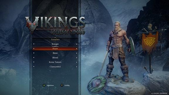 Screenshot des Spiels.