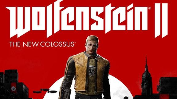 Titelbild des Spiels Wolfenstein:The New Colossus