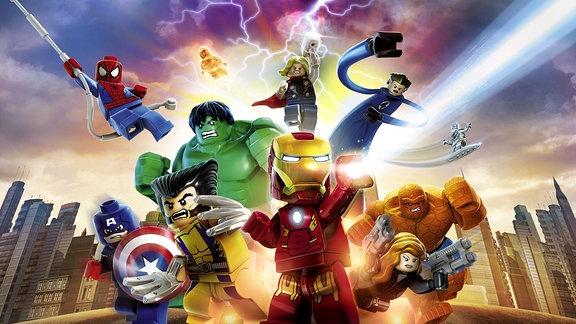 Gamecheck: Lego Marvel(s) Avengers