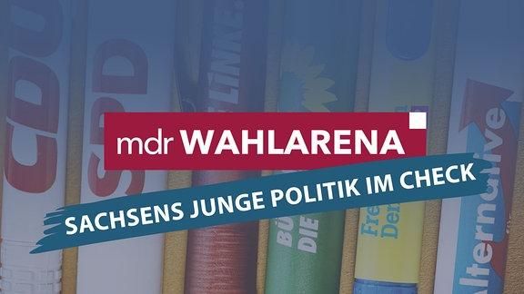 MDR Wahlarena - Junge Politik im Check.