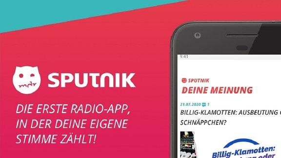 Unsere SPUTNIK App hat ein Update mit genialen neuen Funktionen!