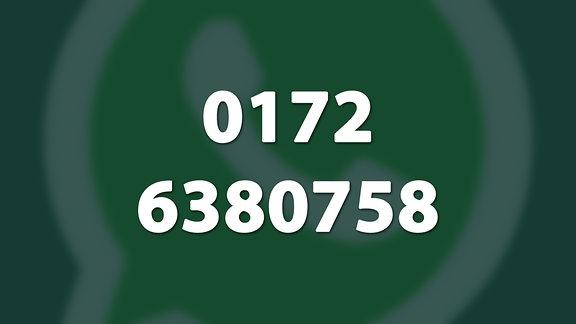 MDR SPUTNIK bei WhatsApp: 0172 638 07 58
