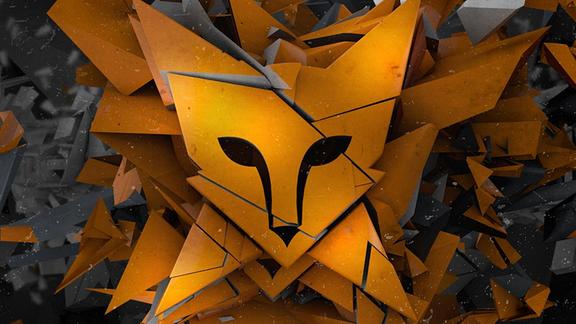 Logo des DJs Foxon