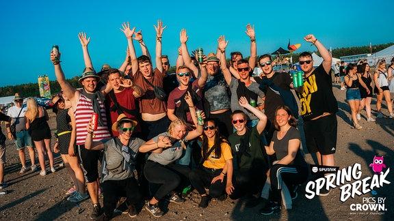 SSB 2019 - Die Partybilder von Freitagnachmittag