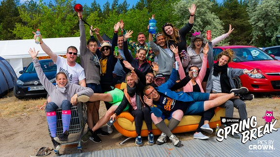 SSB 2019 - Die Partybilder von Samstagnachmittag