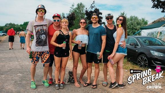 SSB 2019 - Die Partybilder von Sonntagnachmittag