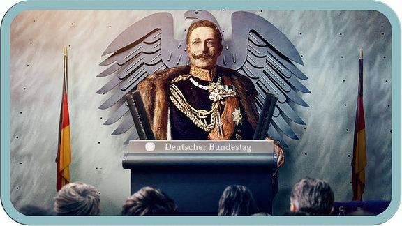 Wilhelm II. war der letzte Kaiser von Deutschland. Nach ihm wurde die Monarchie entmachtet. Aber: Was wäre, wenn die Geschichte einen anderen Lauf genommen hätte? Wie würde Deutschland heute mit einem Kaiser aussehen - und wie wäre es dazu gekommen?