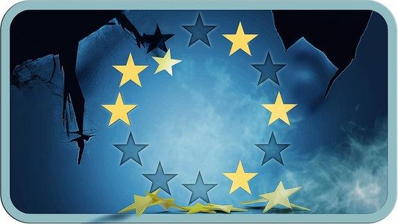 Viele Grenzen sind dicht, die Wirtschaft wird nationaler - und die Zusammenarbeit geht in vielen Bereichen zurück. Das, was innerhalb der Europäischen Union gerade passiert, gab es in der Geschichte der EU noch nie. Was wäre, wenn das ein Dauerzustand wird, wenn sie die Union auflöst? Genau darum geht es in diesem Video.