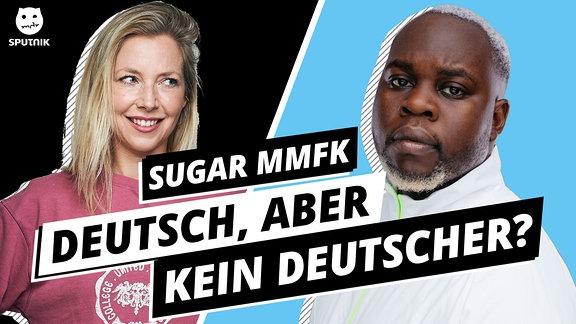 Der Bonner Rapper Sugar MMFK ist zu Gast bei SPUTNIKerin Sissy und den Illegalen Fragen.