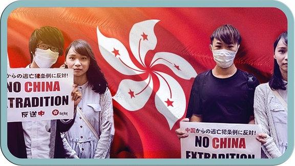 """Thumbnail des Videos """"Was ist los in Hongkong"""" von MrWissen2go."""