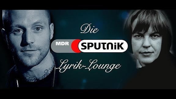 "Kontra K analysiert Ingeborg Bachmanns ""Keine Delikatessen"" in der SPUTNIK Lyrik Lounge"